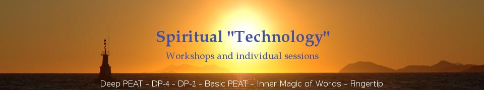 "Spiritual ""Technologies"""